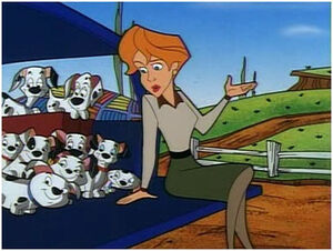 Pups Fifteen Anita Car