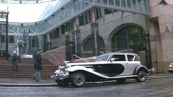 Cruella's car 1996