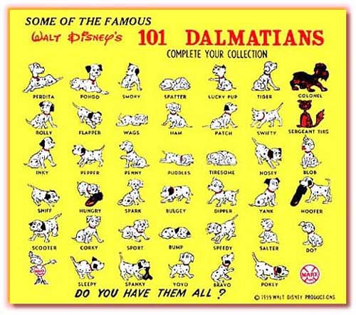 Dalmatians Dog Names With Pictures