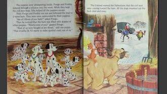 101 Dalmatians (read aloud)