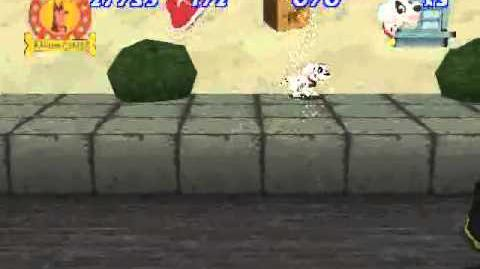Disney's 101 Dalmations II - Patch's London Adventure PSX Gameplay.avi