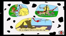 101 Dalmatians Animated Storybook Sing-A-Long (I Love Fur Music Video)