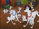 Pongo Perdita Cadpig Rolly Pups GACDLDL