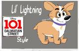 Lil lightning 101 dalmatian street style attempt by man gos dcu56d6-pre