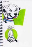 Dolly dalmatian by flywight dd586ng-250t