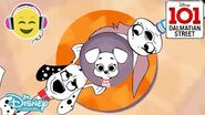 101 Dalmatian Street Theme Song! Disney Channel UK-3