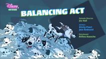 Balancing Act - title card