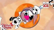 Úvodní píseň Dalmatinská 101 Disney Channel-1