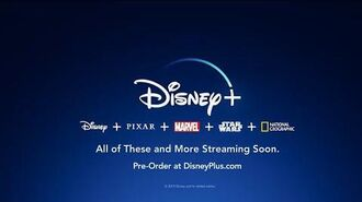 Disney+ - It's A Small Animated World After All