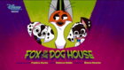 Fox in the Dog House - title card