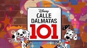 101 Dalmatian Street Calle Dálmatas 101 - Theme Song (Latin Spanish Español Latinoamericano)