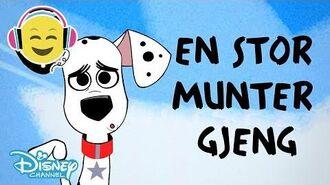 Dalmatinerveien 101 Norsk intro TEKST 🎶- Disney Channel Norge-0