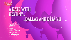 Date with destiny title