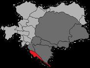 Dalmatien Donaumonarchie