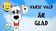 Dalmatinervägen 101 Svenskt intro TEXT 🎶- Disney Channel Sverige