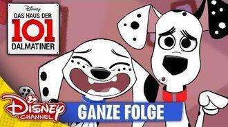 DAS HAUS DER 101 DALMATINER - Folge 1 in voller Länge! Disney Channel