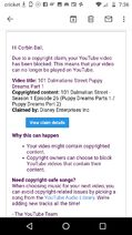 CopyrightClaim