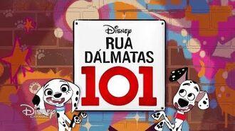 101 Dalmatian Street Rua Dálmatas 101 - Theme Song (Brazilian Portuguese Português do Brasil)