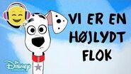 Dalmatinervej 101 Dansk intro TEKST 🎶- Disney Channel Danmark-1