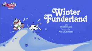 Winter Funderland title card