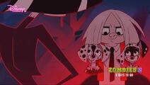 Hunter Dizzy Dee Dee Cruella 51-52