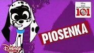 🎵To jest psi świat! Ulica Dalmatyńczyków 101 Disney Channel Polska