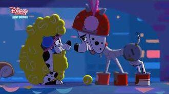 Boom Night Episode 1b 101 Dalmatian Street 4K POLISH