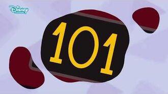 101 Dalmaçyalı Sokağı I 🎵 Jenerik Müziği 🎵 I Disney Channel Türkiye