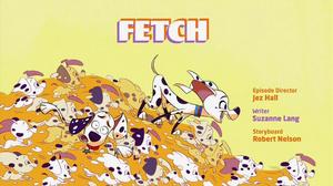 Fetch title card