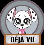 Deja Vu Portrait