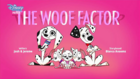 The Woof Factor title card
