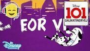 Dalmatinervej 101 Musik Det' et Hundeliv TEKST 🎶- Disney Channel Danmark-2