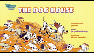The Dog House - title card