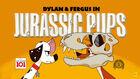 Jurassic Pups Title Card