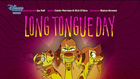 Long Tongue Day - title card