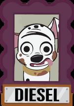 Diesel Portrait