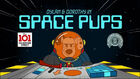 Space Pups Title Card