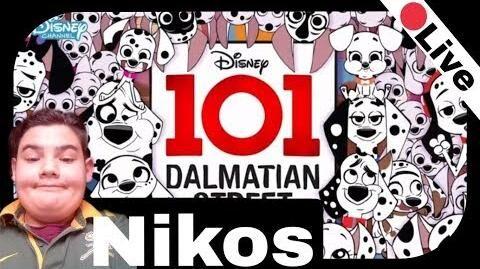 Nikospa1000 101 Dalmatian Street Live🔴