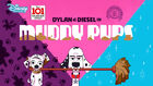 Muddy Pups Title Card