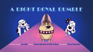 A Right royal Rumble