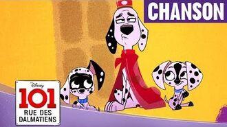 101, rue des Dalmatiens - Chanson Vie de chien