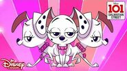 Diva Pups 101 Dalmatian Street Disney Channel Africa