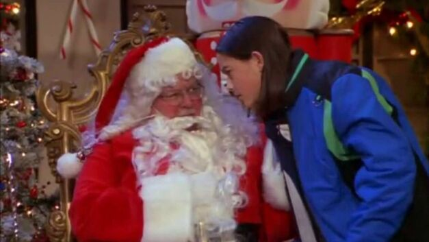 Jolly Old St. Dick santa 3rd rock from the sun joseph gordon levitt