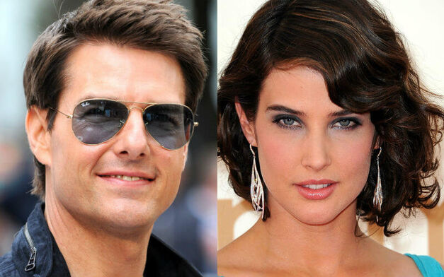 Cobie Smulders and Tom Cruise star in Jack Reacher Never Go Back
