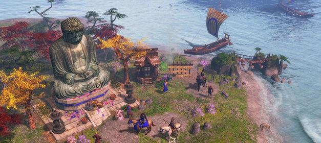 Age of Empires: Definitive Edition-Civilization