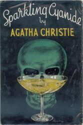 Sparkling Cyanide First Edition Cover 1945