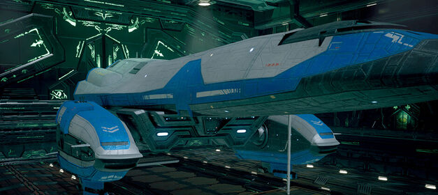 Star-Ocean-Spaceship