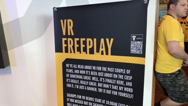 VR PAX Aus Vive Rift PSVR
