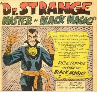 Black Magic Doctor Strange