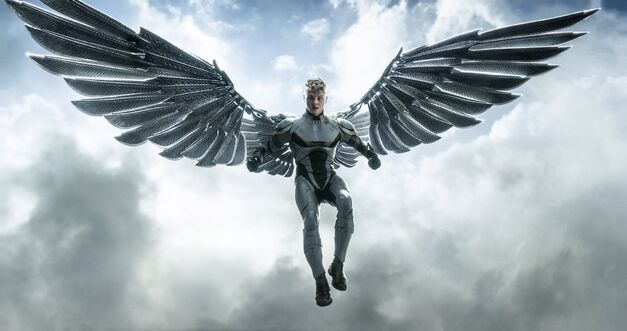 Angel in X-Men Apocalypse